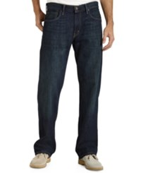 Levi's 569 Loose Straight Fit Jeans Kale