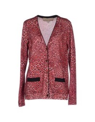Paul Smith Cardigans Red
