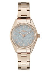 S.Oliver Watch Rose Goldcoloured