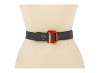 Mountain Hardwear Alloy Nut Belt Shark State Orange Belts Black