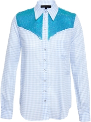 American Retro Sequinned Aaron Shirt