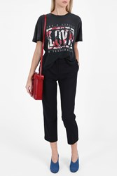 Wildfox Couture Love And Tenderness T Shirt Black