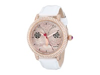 Betsey Johnson Bj00278 16 White Owl Watches