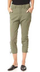 Marissa Webb Cooper Pants Military Green