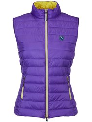 Chervo Ellis Gilet Purple