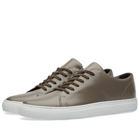 Common Projects Court Low Boxed Leather Grey