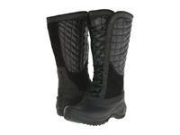 The North Face Thermoball Utility Tnf Black Kokomo Green Women's Boots