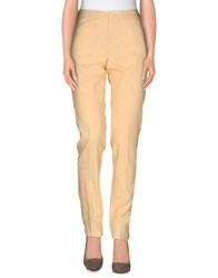 Xandres Trousers Casual Trousers Women Sand