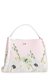 Ted Baker London 'Candise Bow' Leather Tote