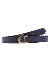 Aigner Belt Navy Dark Blue