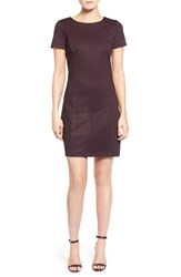 Women's Cupcakes And Cashmere 'Caressa' Ponte Knit Sheath Dress
