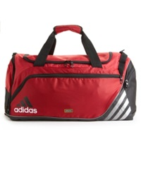 Adidas Duffle Bag Team Speed University Red