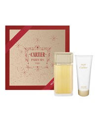 Must Gold Eau De Parfum Set 3.3 Oz. Cartier Fragrance