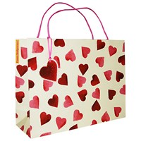 Emma Bridgewater Hearts Shopper