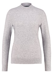 Banana Republic Klima Jumper Light Grey Heather