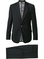 Vivienne Westwood Man Two Piece Suit Black