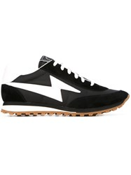 Marc Jacobs 'Astor Lightning Bolt' Sneakers Black
