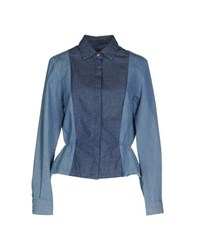 Roy Rogers Roy Roger's Denim Denim Shirts Women