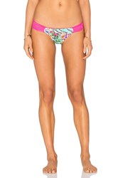 Beach Bunny Hot Tropic Lace Bottom Mint