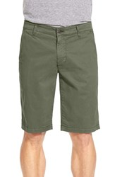 Ag Jeans Men's Ag 'Griffin' Chino Shorts Dry Leaf