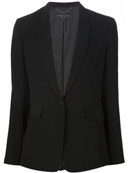 Rag And Bone Rag And Bone Tuxedo Blazer Black
