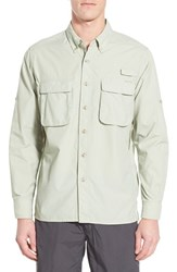 Men's Exofficio 'Outdoor Air Strip' Regular Fit Ventilated Spf Sport Shirt