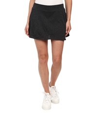 Bench Skortingaround Shorts Black Marl Women's Skort Gray