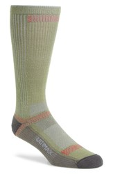 Men's Wigwam 'Ultra Cool Lite' Crew Socks Moss