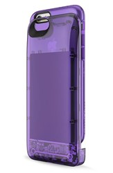 Boostcase 'Power Case' Iphone 6 And 6S Case And Battery Purple Amethyst