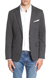 Scotch And Soda Men's Extra Trim Fit Pattern Blazer