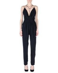 Cameo Dungarees Trouser Dungarees Women Black