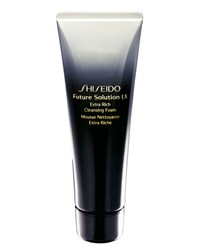Future Solution Lx Extra Rich Cleansing Foam Shiseido