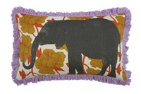 Thomas Paul Thomaspaul Bloomsbury Elephant Pillow