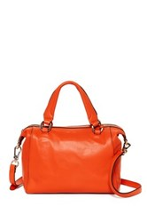 Karen Millen Box Collection Handbag Orange