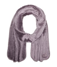 The North Face Denali Thermal Scarf Rabbit Grey Scarves Gray