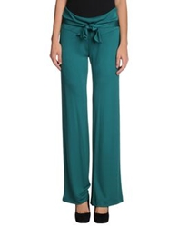 Alice San Diego Casual Pants Deep Jade
