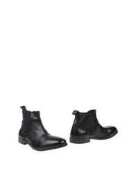 Moma Ankle Boots Black