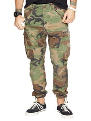 Denim And Supply Ralph Lauren Camouflage Trousers