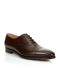 Crockett Jones Crockett And Jones Hallam Oxford Shoe Male