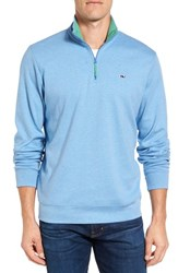 Vineyard Vines Men's Quarter Zip Sweater