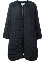 Henrik Vibskov Oversized Padded Coat Black