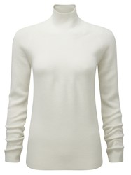 Henri Lloyd Ada High Neck Knit Cream