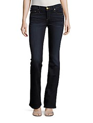 True Religion Becca Mid Rise Bootcut Jeans Dew Shady