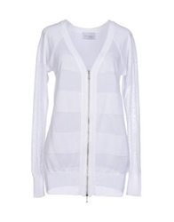 Paolo Errico Cardigans White