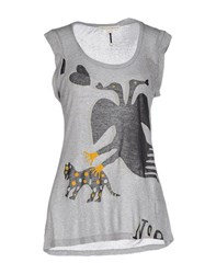 Twenty8twelve Topwear T Shirts Women Grey