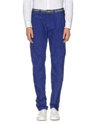 Scotch And Soda Trousers Casual Trousers Men Blue