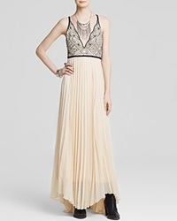 Free People Maxi Dress Belle Of The Ball Tea