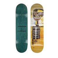 The Skateroom Skateboard 'J.M. Basquiat'