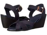 Arche Egowa Nuit Women's Wedge Shoes Black