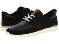 Reef Rover Low Lx Black Women's Lace Up Casual Shoes